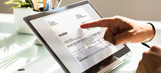 THE LIFE OF AN INVOICE WITH DOCUMENT MANAGEMENT SOFTWARE - West X