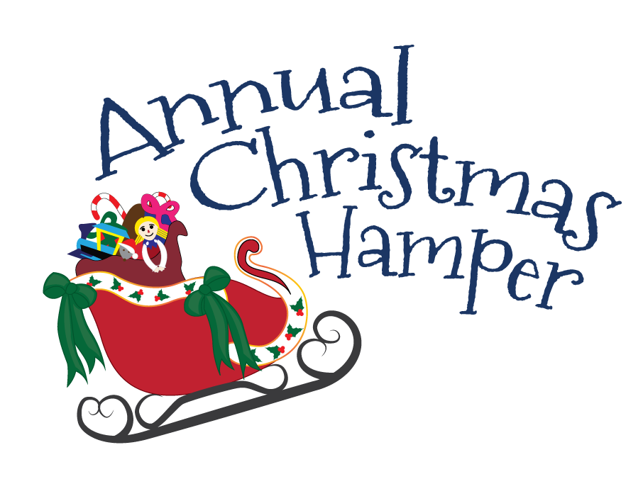 Annual Christmas Hamper logo