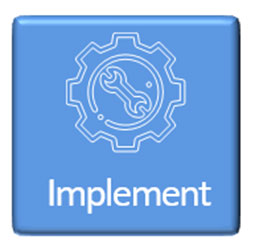 implement icon