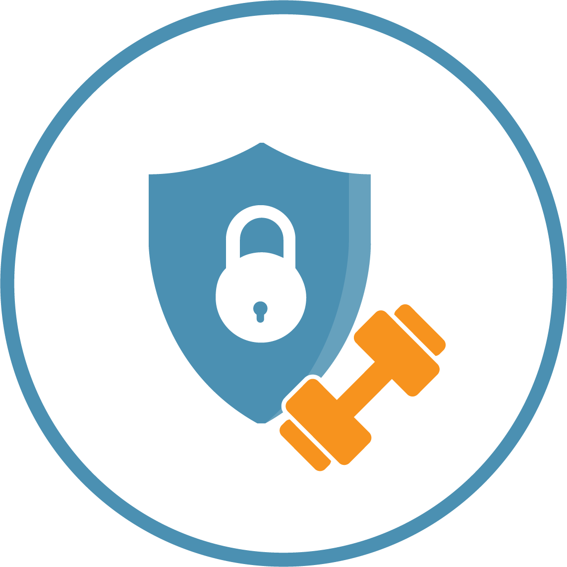 Strengthen Security icon