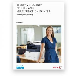 West X Vancouver BC | Xerox Versalink C400 Series | Business