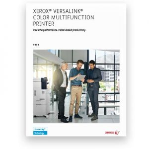 Xerox Versant 180 Fault Codes
